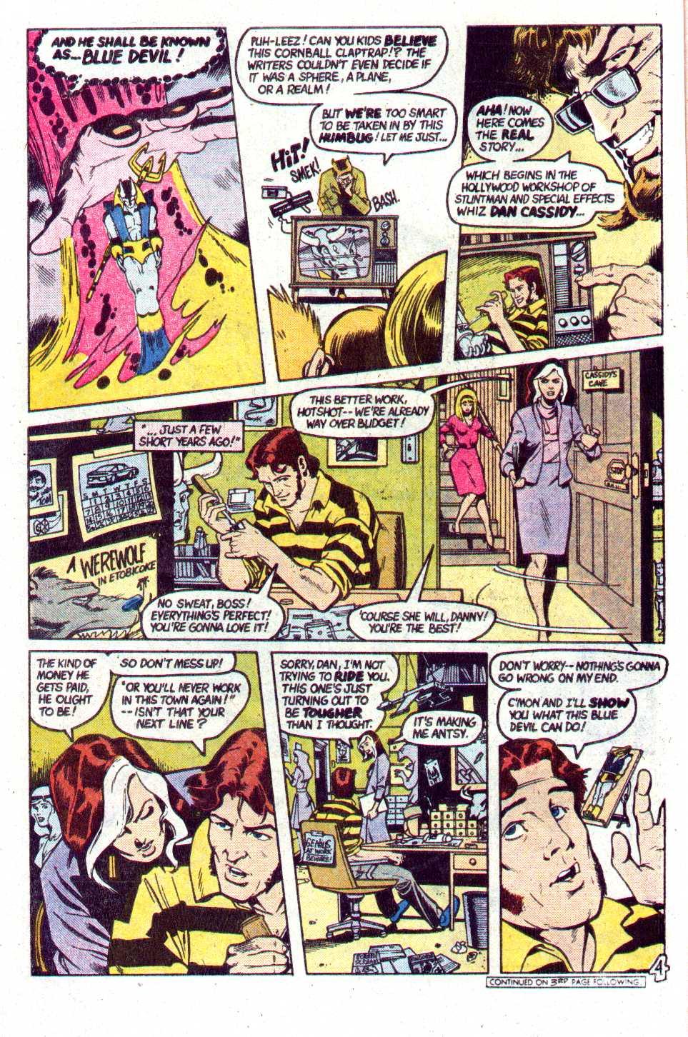 Read online Secret Origins (1986) comic -  Issue #24 - 5