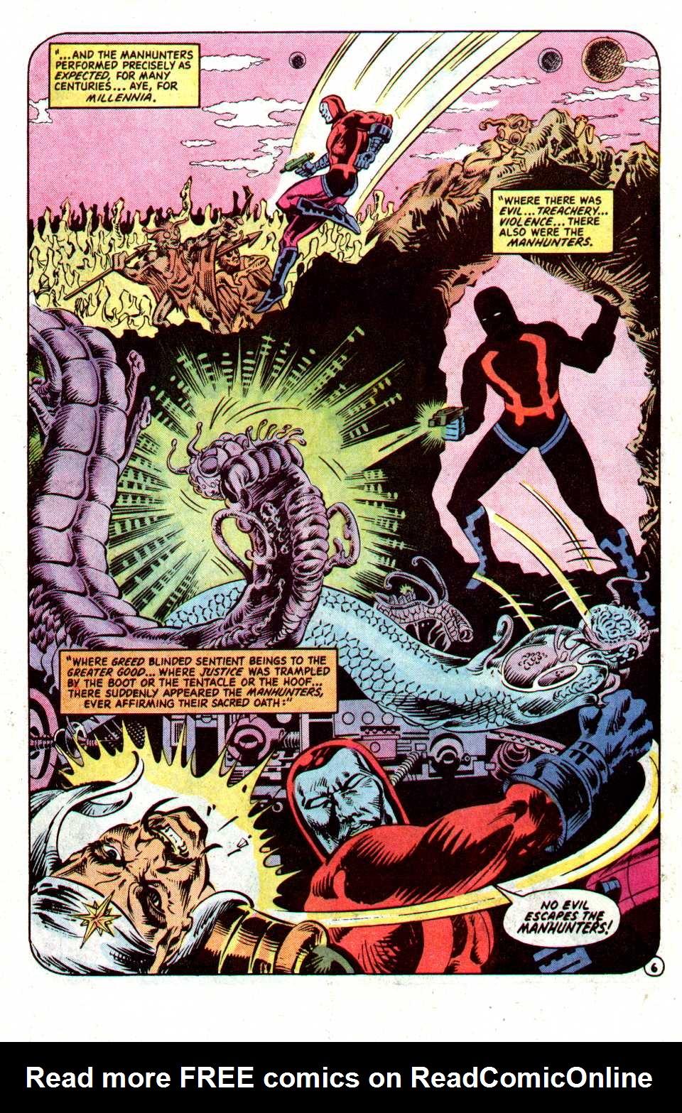 Read online Secret Origins (1986) comic -  Issue #22 - 7