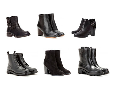 Ботинки для капсульного гардероба