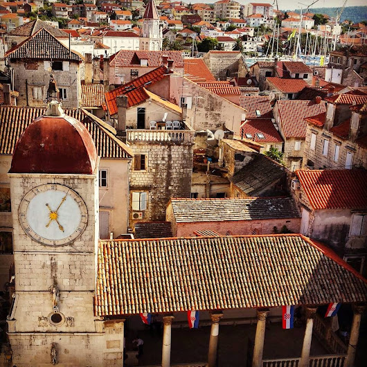 The Life Edit: Postcard from Trogir - first stop on our Croatian tour