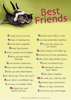 Saya Dan Bestfriend!