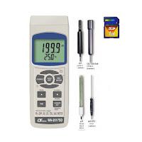 Jual DO Meter Dissolved Oxygen Meter pH/ORP, DO, CD/TDS, SALT METER +SD Card real time data recorder call 08128222998