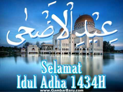 Gambar ucapan Idul Adha untuk Profile Piture  Gambar Profile