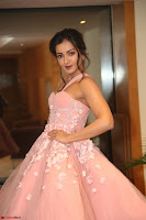 Catherine Tressa looks super cute in strapless sleeveless deep short dress at 64th Jio Filmfare Awards South ~  Exclusive 142.JPG