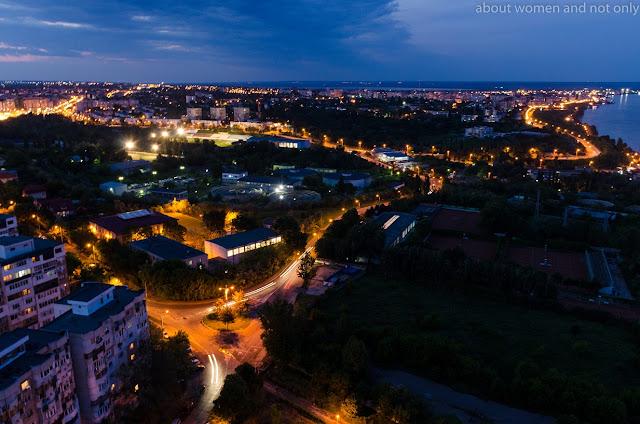 Lumini si trafic in Galati
