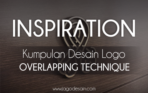 Kumpulan Logo Overlapping Technique