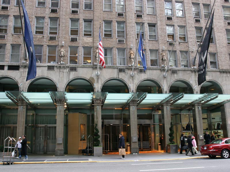 W Hotel New York Lexington Avenue