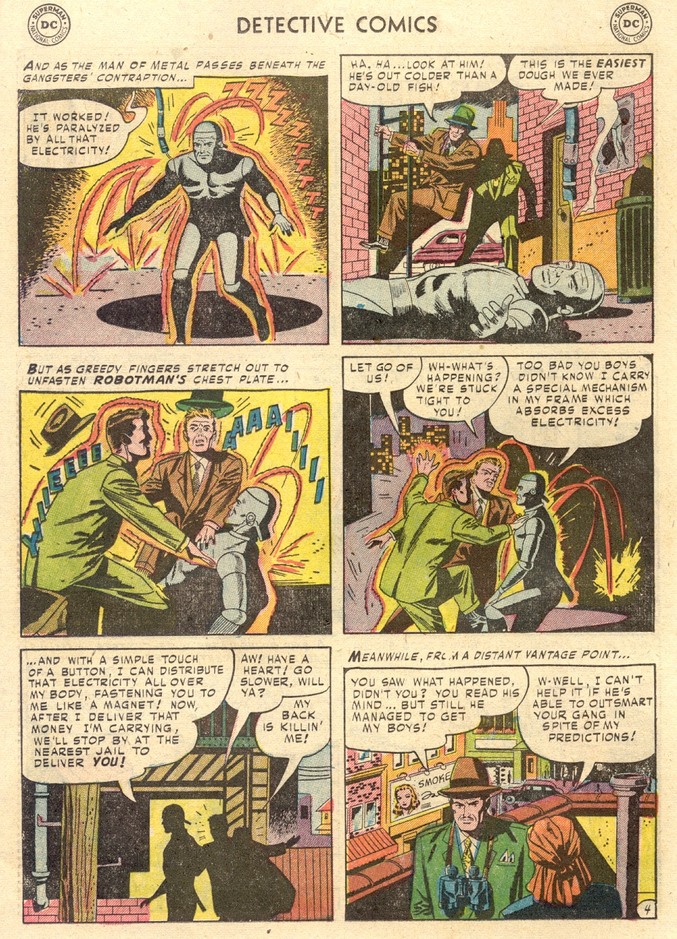 Read online Detective Comics (1937) comic -  Issue #186 - 28