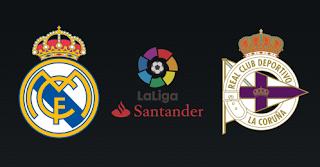 Ver Real Madrid vs Deportivo La Coruña En vivo 21 de Enero 2018 La Liga