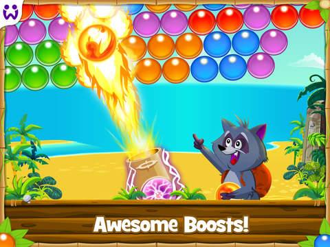لعبة الكرات الملونة Bubble Island