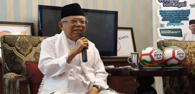 Andi Arief Dituding Sebar Hoax, Kubu Prabowo Ungkap Hoax Besar KH Ma'ruf Amin