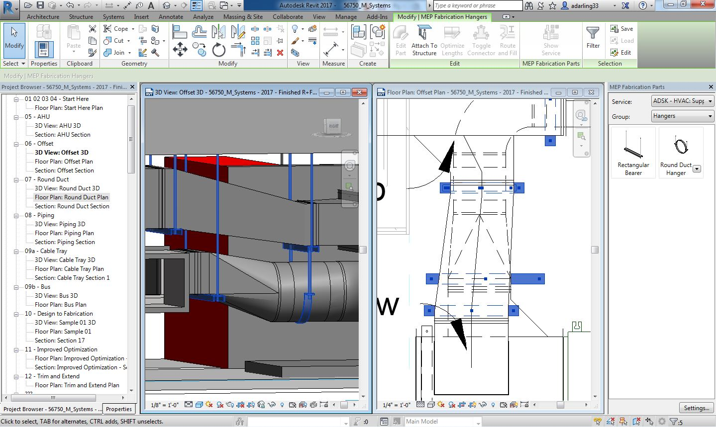 What's New with Autodesk Revit MEP and AutoCAD MEP 2017?