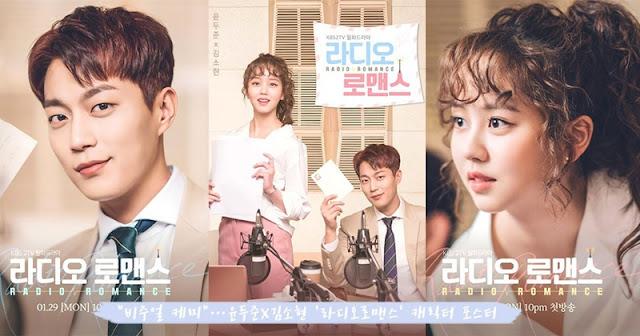 15 Drama Korea Terbaik 2018 Rating Tinggi, Radio Romance sampai Mr. Sunshine
