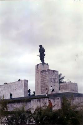Tumba de Che Guevara