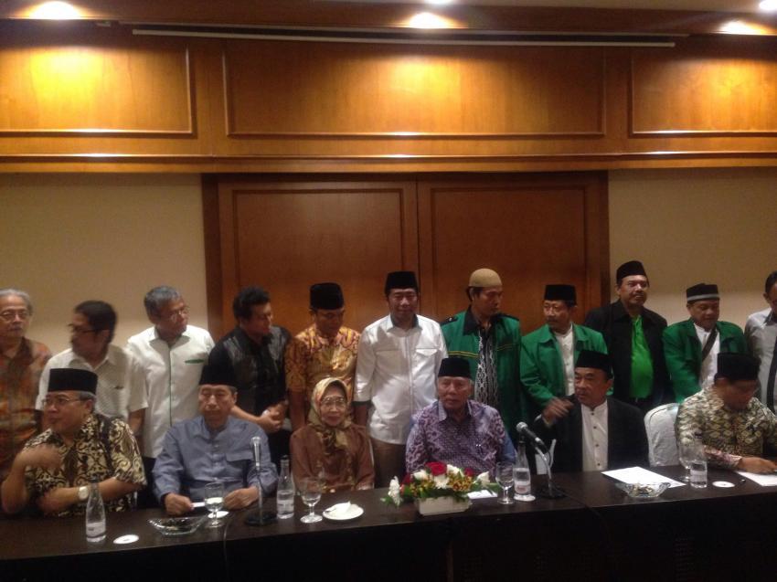Sesepuh dan kader PPP kompak tolak Gubernur DKI Non-Muslim