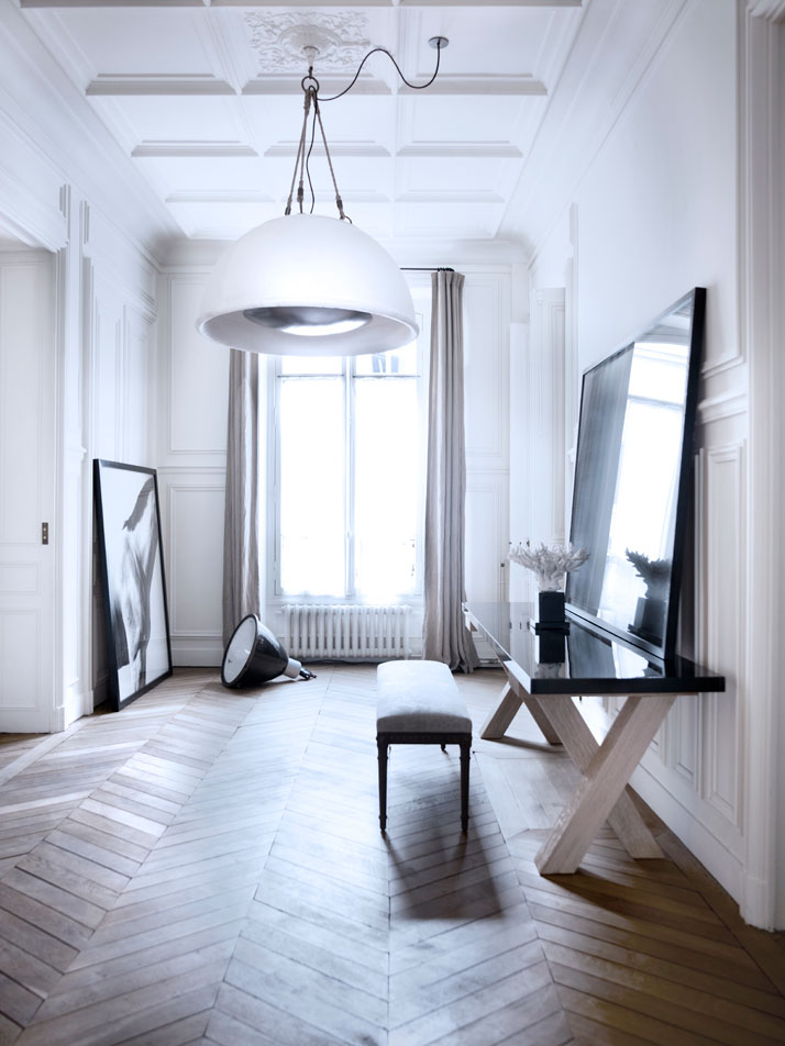 Wohnzimmer Bohemian Le Blog Mademoiselle: Paris Crush: Private Home Of Patrick