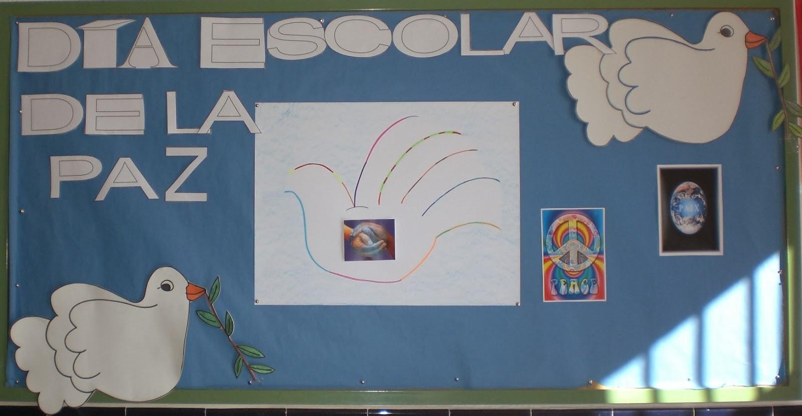 Día De La Paz 30 De Enero De 2007: Colegio Ntra. Sra. De Las Veredas: DIA ESCOLAR DE LA PAZ