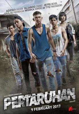 Trailer Film Pertaruhan 2017