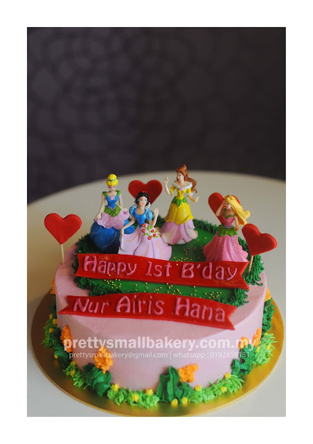 Kek Birthday Fairy Prettysmallbakery