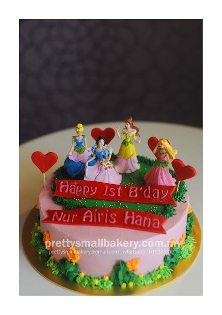 Kek Birthday Fairy Prettysmallbakery