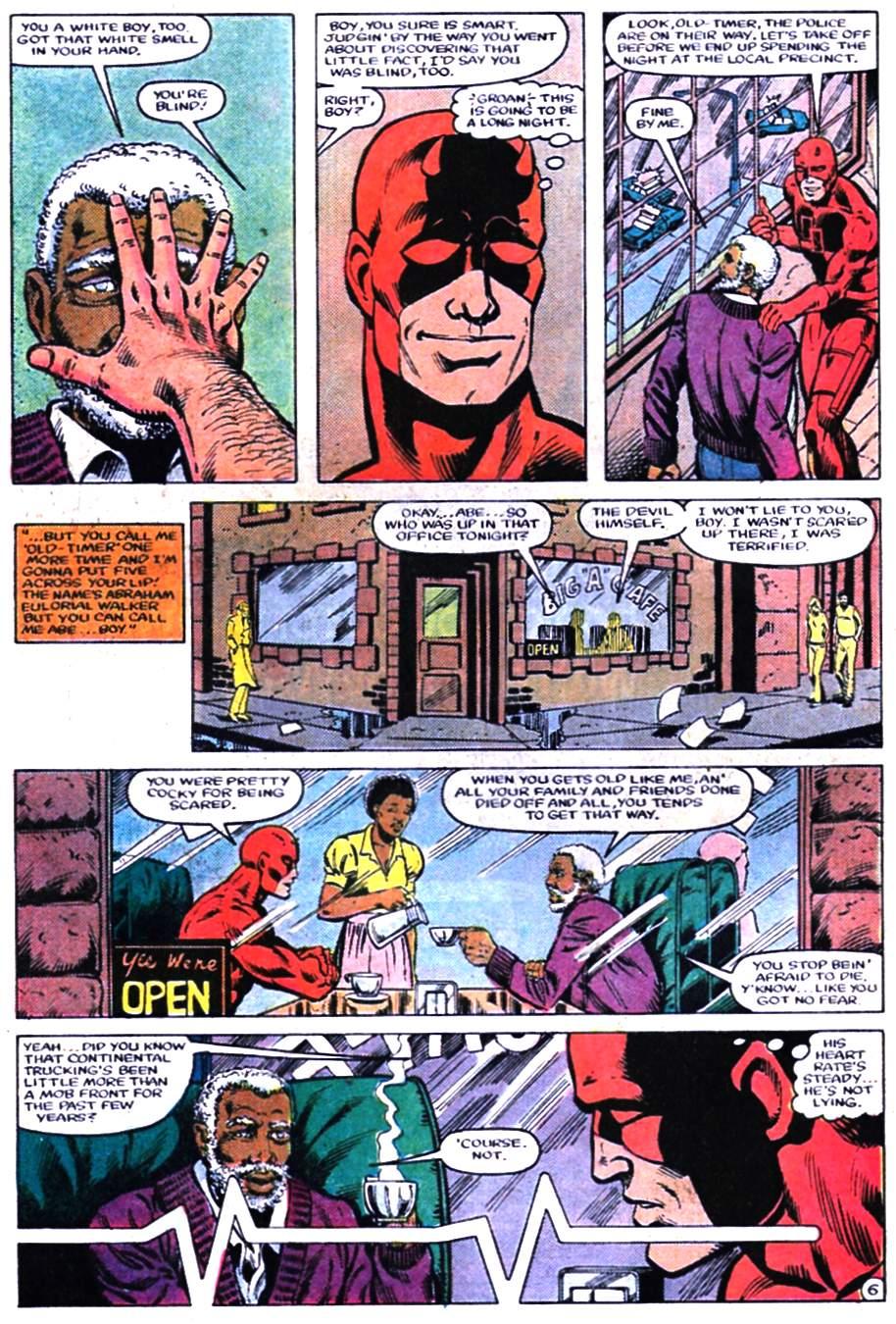 Daredevil (1964) 224 Page 6