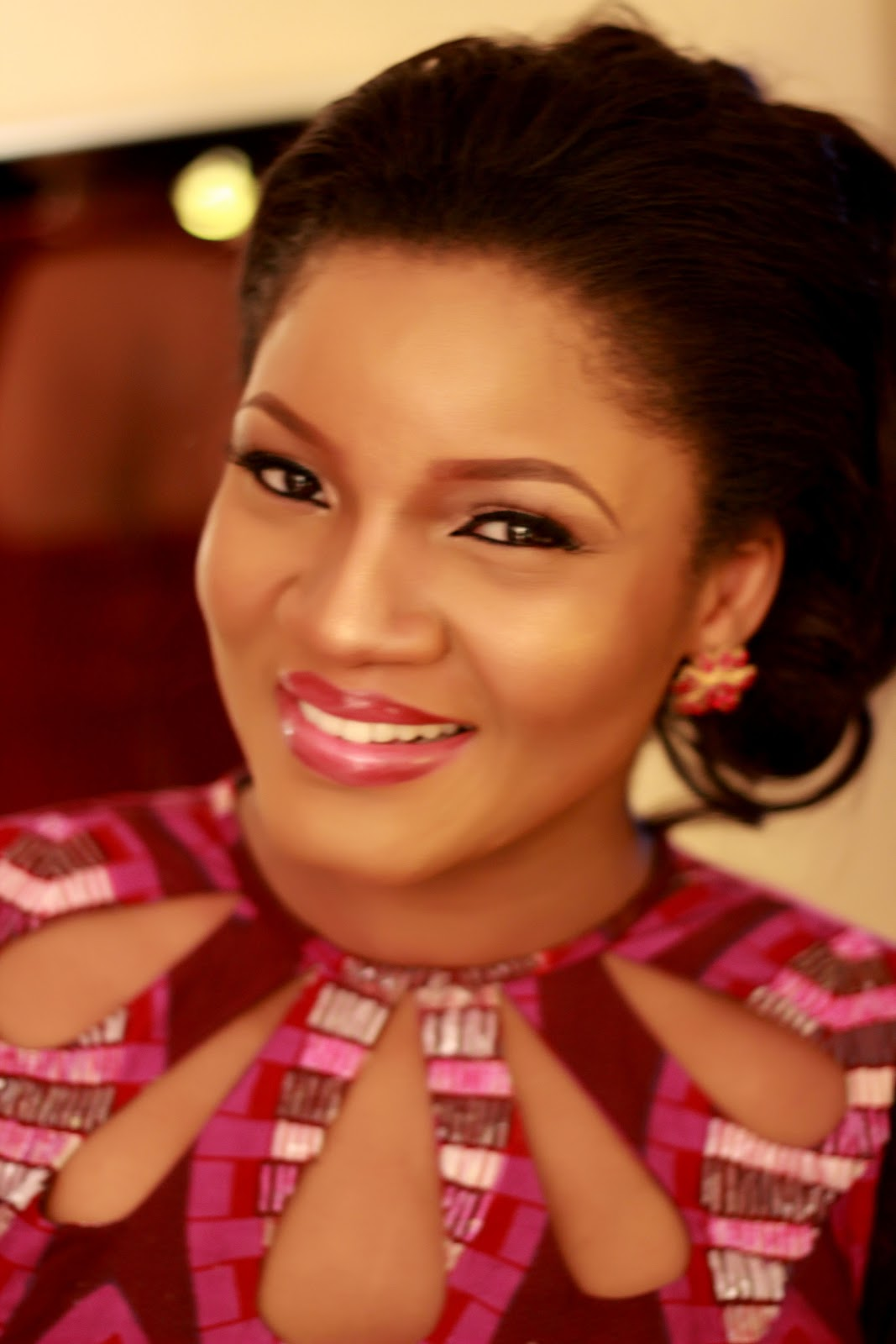 Jalade Nollywood Actress Ekeinde Omotola