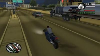 Misi HighJack GTA SA