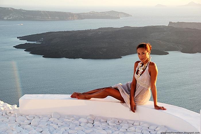 breathtaking Santorini photos