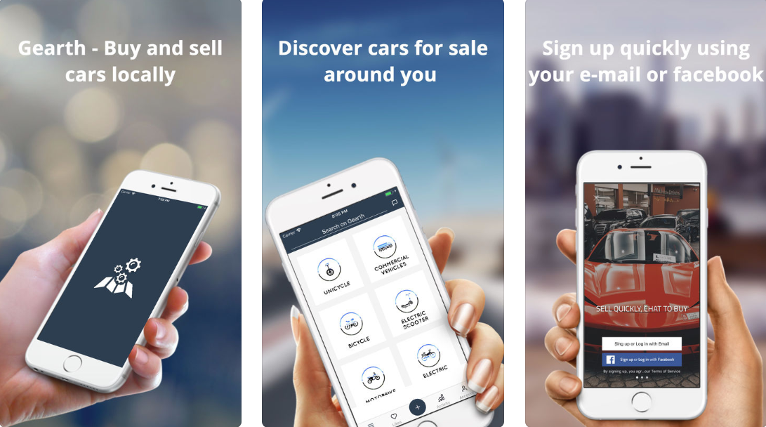 Car Shopping App >> Hightechholic Shopping App Of The Month Gearth