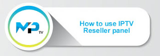 how to use reseller panel