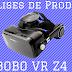 Análises de Produtos - Óculos de realidade virtual BOBO VR Z4