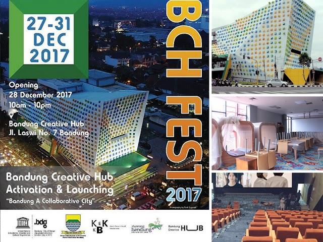 Bandung Creative Hub, Pusat Kegiatan Komunitas dan Pegiat Kreatif