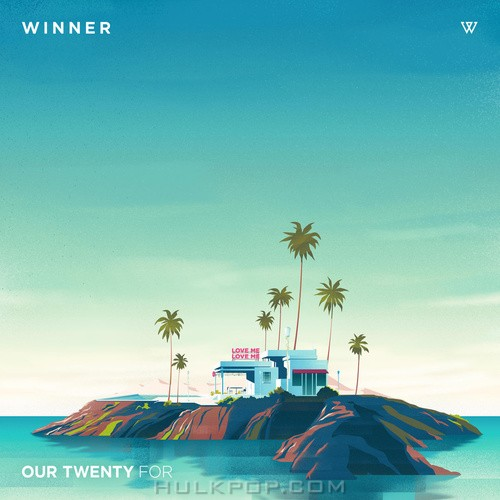WINNER – Our Twenty For (JP Edition) – Single