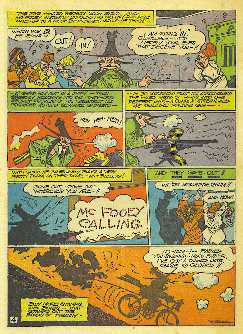 Read online Action Comics (1938) comic -  Issue #67 - 31