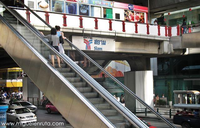 Siam-skytrain-Bangkok