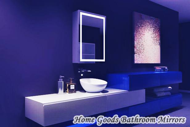 Simple Home Goods Bathroom Mirrors