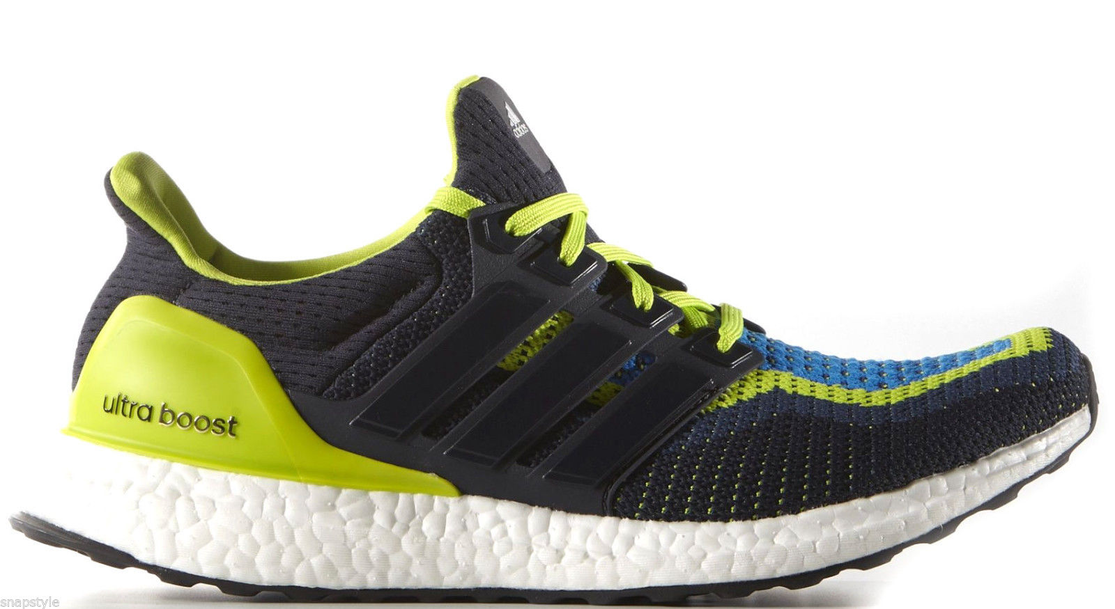 34e5a6368552a Extremely comfortable running shoes with the Adidas beloved Boost  Technology. The superior smooth outsole and elastic heel provides ultimate  comfort and ...
