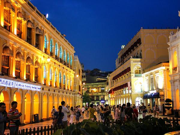 Macau Trip, Day 1 | Senado Square