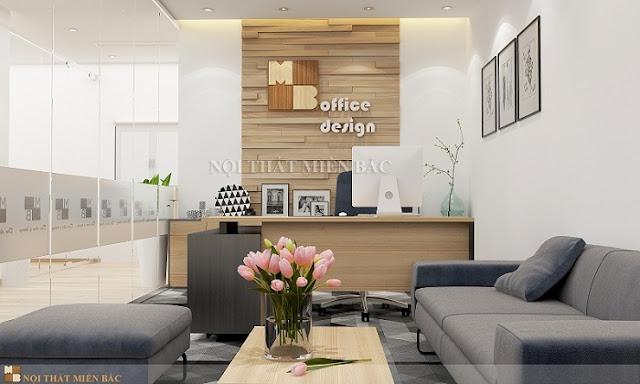 Tư vấn thiết kế nội thất phòng giám đốc hợp phong thủy - H1