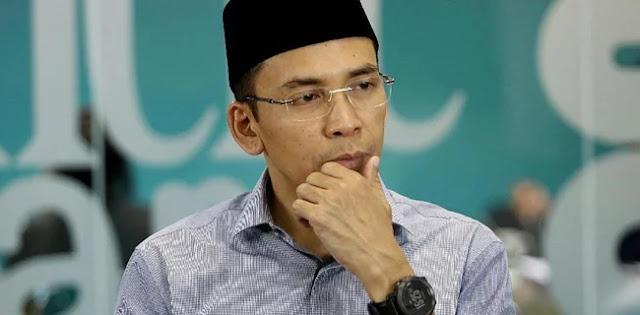 PKS: TGB Sampaikan Kabar Hoax tentang Zulkieflimansyah Dukung Jokowi-Ma'ruf