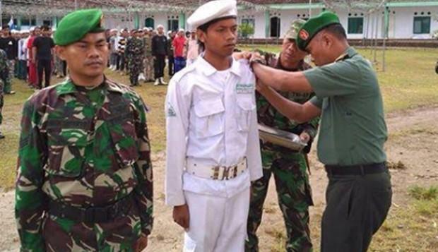 Buntut TNI Latihan Militer Bareng FPI, Dandim Lebak Dicopot!