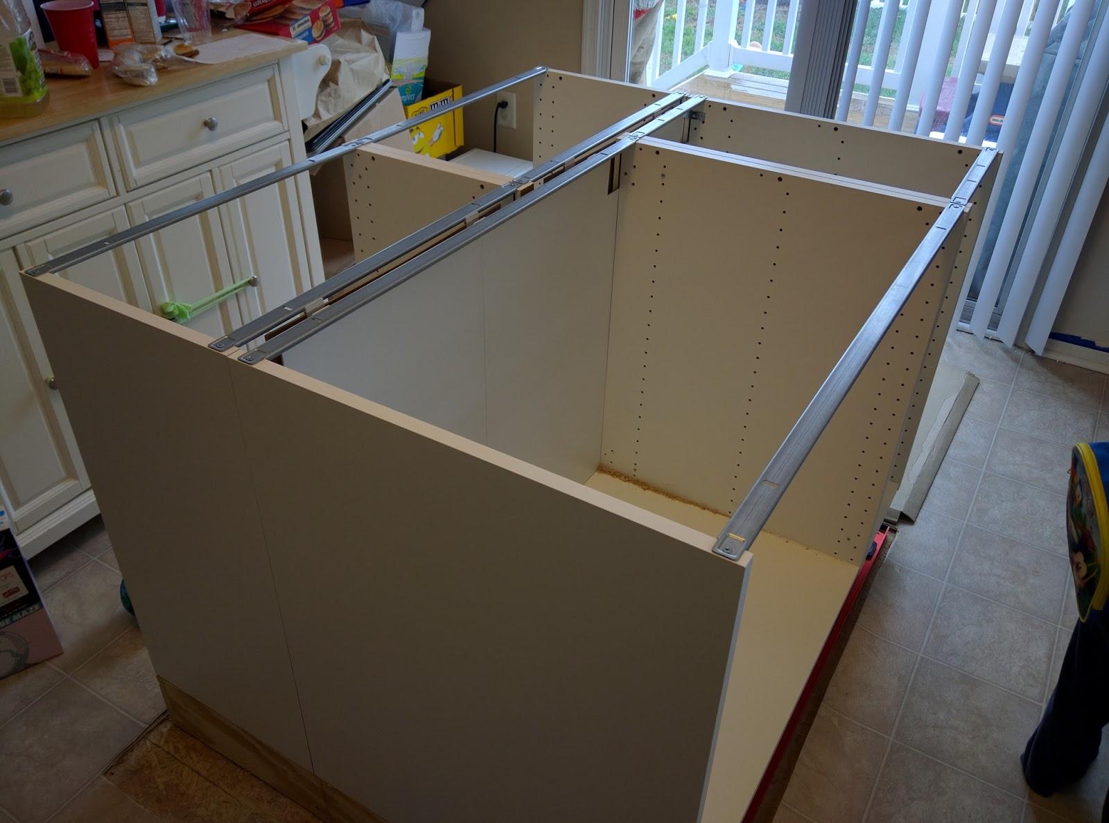 Sektion Assembly Kit For Kitchen Island - Kitchen Design Ideas