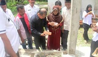 BAZNAS Targetkan Bedah Rumah 7 Milyar di Padang Pariaman