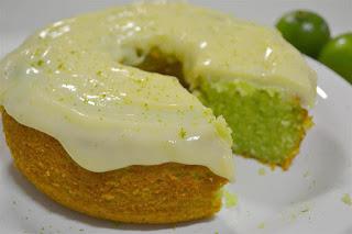 Bolo de limão integral diet