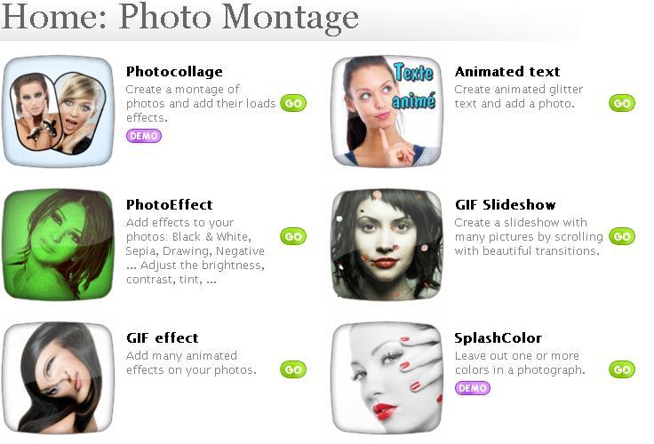 bloggif montage