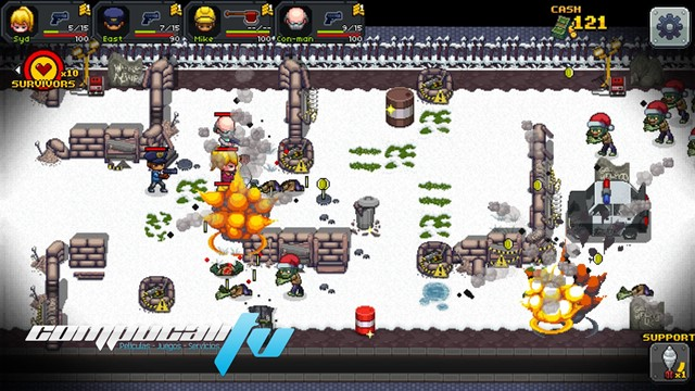Infectonator Survivors PC Full