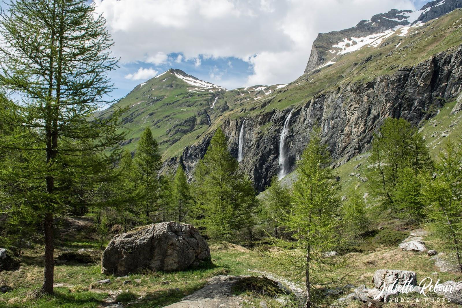 Cascades de Nant Putor