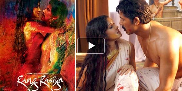 Watch Rang Rasiya Movie Trailer