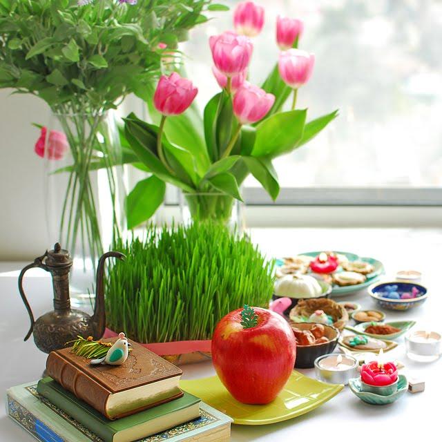 Happy Persian New Year!