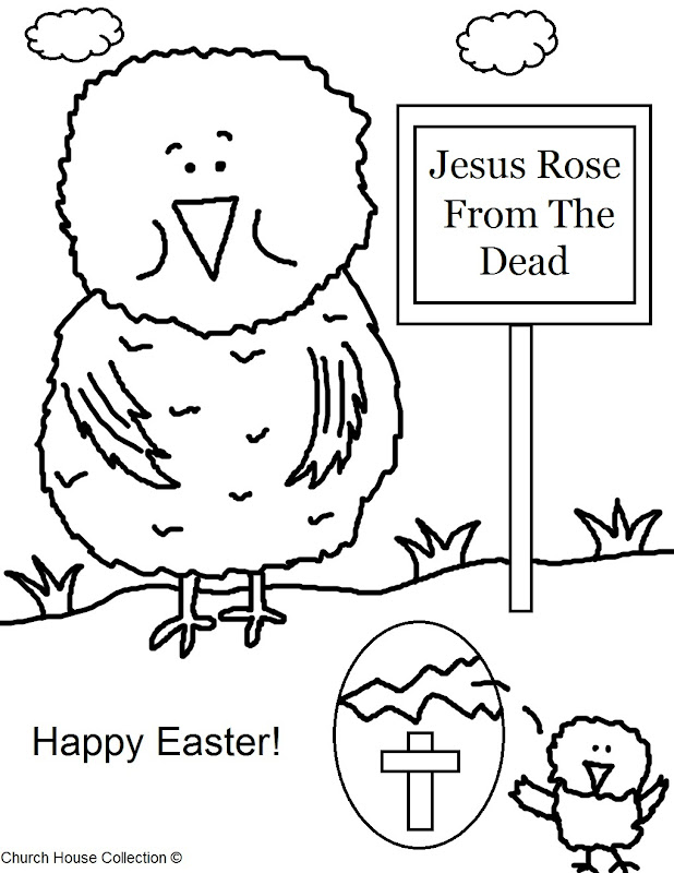 Coloring Pages For Sunday School